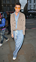 Kyle De'volle at the James Bay x TOPMAN new capsule collection launch party, Ace Hotel Shoreditch, Shoreditch High Street, London, England, UK, on Tuesday 08 August 2017.<br /> CAP/CAN<br /> &copy;CAN/Capital Pictures