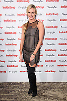 Nadia Bychkova at the Inside Soap Awards 2017 held at the Hippodrome, Leicester Square, London, UK. <br /> 06 November  2017<br /> Picture: Steve Vas/Featureflash/SilverHub 0208 004 5359 sales@silverhubmedia.com