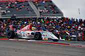 F4 US Championship<br /> Rounds 19-20<br /> Circuit of The Americas, Austin, TX USA<br /> Sunday 22 October 2017<br /> 45, Baltazar Leguizamon<br /> World Copyright: Gavin Baker<br /> LAT Images