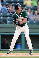 April 17, 2008: Outfielder Mike Stanton (20) of the Greensboro Grasshoppers, Class A affiliate of the Florida Marlins, in a game against the Greenville Drive at Fluor Field at the West End in Greenville, S.C. Photo by:  Tom Priddy/Four Seam Images
