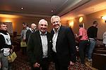 Celebrity Golf @ Golf Live.Gareth Edwards & Colin Montgomerie.Celtic Manor Resort.10.05.13.©Steve Pope