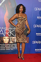 HOLLYWOOD, CA - AUGUST 16: Garcelle Beauvais at the 'Sparkle' film premiere at Grauman's Chinese Theatre on August 16, 2012 in Hollywood, California. &copy;&nbsp;mpi26/MediaPunch Inc. /NortePhoto.com<br /> <br /> **CREDITO*OBLIGATORIO** *No*Venta*A*Terceros*<br /> *No*Sale*So*third* ***No*Se*Permite*Hacer*Archivo***No*Sale*So*third*