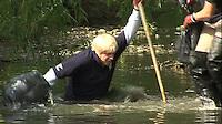 04/06/09 Boris in the Water