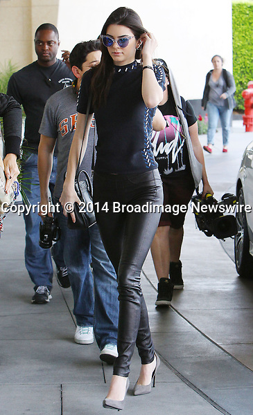 Pictured: Kendall Jenner<br /> Mandatory Credit &copy; ACLA/Broadimage<br /> Khloe Kardashian arriving at Loews Hollywood Hotel<br /> <br /> 3/7/14, Hollywood, California, United States of America<br /> <br /> Broadimage Newswire<br /> Los Angeles 1+  (310) 301-1027<br /> New York      1+  (646) 827-9134<br /> sales@broadimage.com<br /> http://www.broadimage.com