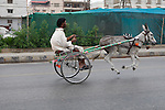 Karachi Pakistan. Daily life. Credit Aristidis Vafeiadakis/Zuma press