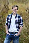 10-29-19, Sam Winger senior portraits