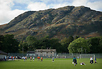 Coniston v Penrith, 20/09/2008. Westmorland League. Full time. Photo by Paul Thompson.