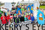 Scoil Naomh Iosaif Cairdeas and pictured at Castlemaine Saint Patrick's day parade on Tuesday