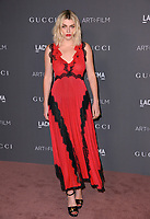 Lola Lennox at the 2017 LACMA Art+Film Gala at the Los Angeles County Museum of Art, Los Angeles, USA 04 Nov. 2017<br /> Picture: Paul Smith/Featureflash/SilverHub 0208 004 5359 sales@silverhubmedia.com