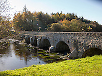Beaufort Bridge over the River Laune  Killarney..Picture by Don MacMonagle