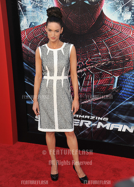 "Alex Lombard at the world premiere of ""The Amazing Spider-Man"" at Regency Village Theatre, Westwood..June 29, 2012  Los Angeles, CA.Picture: Paul Smith / Featureflash"