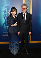 Sally Hawkins &amp; Sidney Wolinsky at the Los Angeles premiere of &quot;The Shape of Water&quot; at the Academy of Motion Picture Arts &amp; Sciences, Beverly Hills, USA 15 Nov. 2017<br /> Picture: Paul Smith/Featureflash/SilverHub 0208 004 5359 sales@silverhubmedia.com