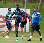 07.05.2018 Rangers training: Joe Dodoo
