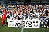 2016 SCOTTISH JUNIOR CUP FINAL