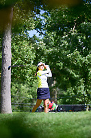 So Yeon Ryu (KOR) watches her tee shot on 16 during Saturday's round 3 of the 2017 KPMG Women's PGA Championship, at Olympia Fields Country Club, Olympia Fields, Illinois. 7/1/2017.<br /> Picture: Golffile | Ken Murray<br /> <br /> <br /> All photo usage must carry mandatory copyright credit (&copy; Golffile | Ken Murray)