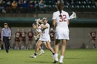 Stanford, CA; February 08, 2019; Women's Lacrosse, Stanford vs Denver University