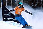 SNOWBOARD WORLD CUP 2018 FIS in Carezza, on December 14, 2017; Parallel Giant Slalom; Michelle Dekker