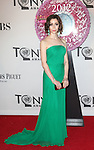 Cristin Milioti pictured at the 66th Annual Tony Awards held at The Beacon Theatre in New York City , New York on June 10, 2012. © Walter McBride / WM Photography