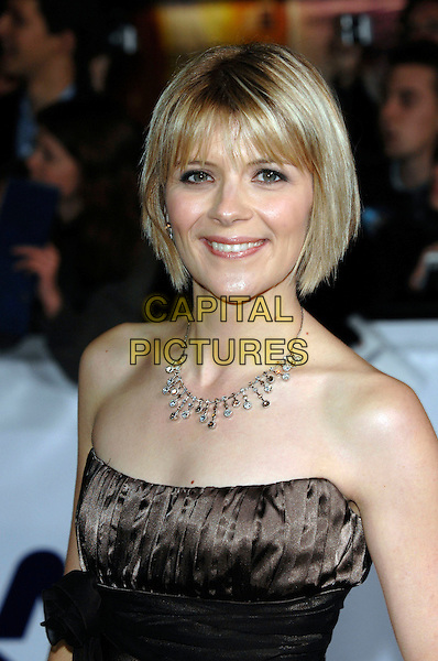 JANE DANSON.National Television Awards 2007.Royal Albert Hall.31st October 2007 London, England.portrait headshot.CAP/PL.©Phil Loftus/Capital Pictures