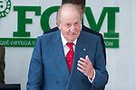Spainsh King Juan Carlos during the opening of the academic year 2016/2017 university reserach insititute foundation Jose Ortega y Garret and Gregorio Maranon in Madrid, Spain. October 19, 2016. (ALTERPHOTOS/Rodrigo Jimenez)