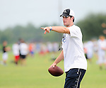 Select images from the 2011 Manning Passing Academy held from July 7 through July 10th on the campus of Nicholls State University in Thibodaux, LA.<br /> <br /> Images within this gallery are not available for further media distribution and appear solely as a representation of my photography while serving as the official photographer for the camp.