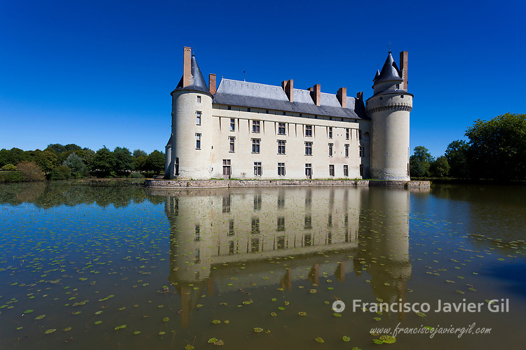Plessis-Bourré castle, Pays de la Loire, Loire Valley, France