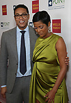 Don Lemon and Tamron Hall attends the 2018 Point Honors New York Gala at The Plaza on April 9, 2018 in New York City.