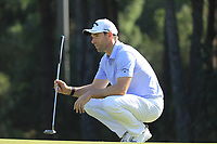 Oliver Wilson (ENG) in action during the third round of the Turkish Airlines Open, Montgomerie Maxx Royal Golf Club, Belek, Turkey. 09/11/2019<br /> Picture: Golffile | Phil INGLIS<br /> <br /> <br /> All photo usage must carry mandatory copyright credit (© Golffile | Phil INGLIS)
