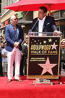 Pitbull, Tony Robbins<br /> at the Pitbull Star on the Hollywood Walk of Fame Ceremony, Hollywood, CA 07-15-16<br /> David Edwards/DailyCeleb.com 818-249-4998