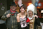 Michelle Bolger with Woodsie and June at her fancy dress birthday party in Nano Reids...Photo NEWSFILE/Jenny Matthews.(Photo credit should read Jenny Matthews/NEWSFILE)....This Picture has been sent you under the condtions enclosed by:.Newsfile Ltd..The Studio,.Millmount Abbey,.Drogheda,.Co Meath..Ireland..Tel: +353(0)41-9871240.Fax: +353(0)41-9871260.GSM: +353(0)86-2500958.email: pictures@newsfile.ie.www.newsfile.ie.FTP: 193.120.102.198.