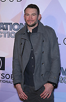 08 March 2018 - Las Vegas, NV - Forrest Griffin. Special VIP screening of HBO Documentary film BELIEVER at KA Theatre at MGM Grand.    <br /> CAP/ADM/MJT<br /> &copy; MJT/ADM/Capital Pictures