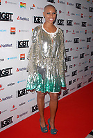 www.acepixs.com<br /> <br /> May 12 2017, London<br /> <br /> Skin arriving at the annual British LGBT awards at the Grand Connaught Rooms on May 12 2017 in London<br /> <br /> By Line: Famous/ACE Pictures<br /> <br /> <br /> ACE Pictures Inc<br /> Tel: 6467670430<br /> Email: info@acepixs.com<br /> www.acepixs.com