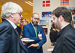 BRUSSELS - BELGIUM - 28 November 2016 Inauguration reception of the Nordic Energy Office. -- PHOTO: Juha ROININEN / EUP-IMAGES