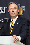 2013.12.10 - NCAA FB - Wake Forest - Dave Clawson Press Conference