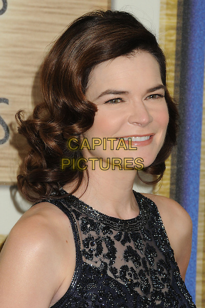 1 February 2014 - Los Angeles, California - Betsy Brandt. 2014 Writers Guild Awards West Coast held at the JW Marriott Hotel.  <br /> CAP/ADM/BP<br /> &copy;Byron Purvis/AdMedia/Capital Pictures