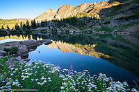 CECRET LAKE ALBION BASIN