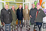 Listowel Community College Celebrations: Attending the Listowel Community College celebrations of colleges County Kerry Vocational Schools Senior Championship Winning teams at the College on Friday nigh last were members of the 1953 team. L-R : Patsy Hickey, Michael Looney, John Martin Heaphy, Bill Browne, Johnny Landers & Junior Griffin.