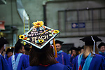 College of Education Commencement June, 2017