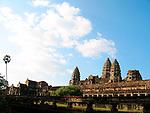 Angkor Wat, Cambodia - Main Site