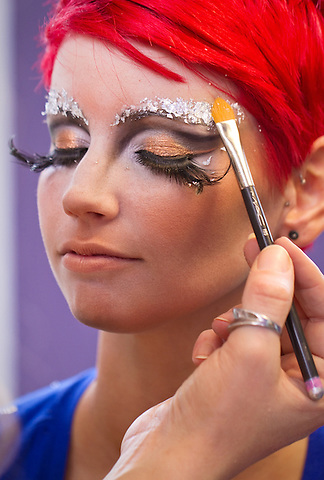 hair and makeup: Michelle Winslow