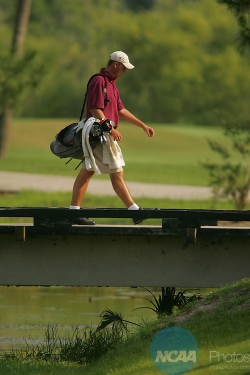 13 MAY 2005: The Division III Men's Golf Championship held at the Mission Inn Golf and Tennis Resort in Howey-In-The-Hills, FL. Chris Livingston/NCAA Photos