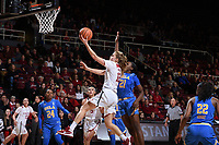 Stanford Basketball W vs UCLA, December 29, 2017