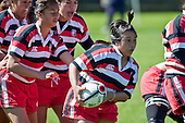 Inter-provincal Secondary School Girls rugby game between Counties Manukau & Northland played at the Bombay Rugby Club on Saturday September 5th 2009..Counties Manukau won 32 - 22.