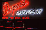 Dupars Restaurant on Ventura Blvd in the San Fernando Valley circa 1990s