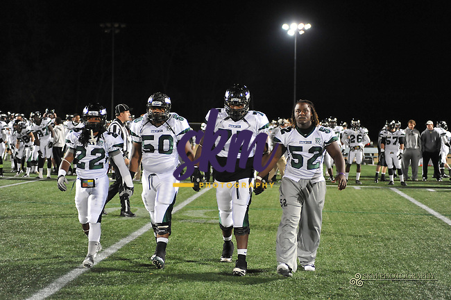 In the final game of the season, Stevenson hosted FDU-Florham as they win 28-13 on senior night at Mustang Stadium in Owings Mills.In the final game of the season, Stevenson hosted FDU-Florham as they win 28-13 on senior night at Mustang Stadium in Owings Mills.