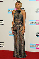 LOS ANGELES, CA - NOVEMBER 24: Ciara arriving at the 2013 American Music Awards held at Nokia Theatre L.A. Live on November 24, 2013 in Los Angeles, California. (Photo by Celebrity Monitor)