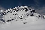 The Alps at Zurs Ski Area, St Anton, Austria