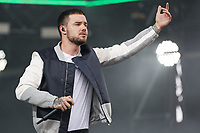 Pictured: Liam Payne. Saturday 26 May 2018<br /> Re: BBC Radio 1 Biggest Weekend at Singleton Park in Swansea, Wales, UK.