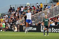 Kasey Moore    Boston Breakers vs. MagicJack at the FAU Field  Boca Raton, FL August 17, 2011 WPS First Round Playoffs