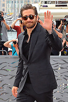 Jake Gyllenhaal   attends the Jury photocall during the 68th annual Cannes Film Festival on May 13, 2015 in Cannes, France. <br /> Festival del Cinema di Cannes 2015<br /> Foto Panoramic / Insidefoto